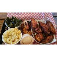Photo taken at Moe's Original BBQ by Greg R. on 8/1/2015