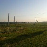 Photo taken at Новониколаевка by Dimonug U. on 5/24/2014