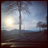 Photo taken at Sant'Angelo in Vado by Luisa S. on 1/5/2013