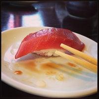 Photo taken at Echigo Sushi by Nicki Q. on 3/26/2014