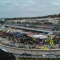 Photo taken at Martinsville Speedway by Liz B. on 10/28/2012