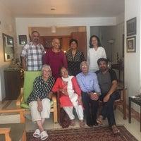 Photo taken at Raheja Residency by Anand R. on 6/17/2017