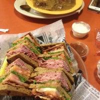 Photo taken at SideStreet Diner by John S. on 3/16/2013