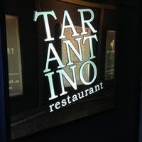 Снимок сделан в Tarantino Grill & Wine Bar пользователем Владислав I. 1/11/2013
