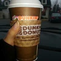 Photo taken at Dunkin' Donuts by Jessica L. on 12/3/2012