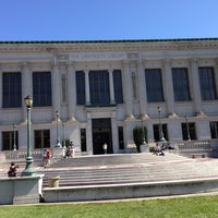 Photo taken at Morrison Library by Vicente O. on 7/14/2013