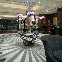 Photo taken at London Hilton on Park Lane by Khalid A. on 11/2/2012