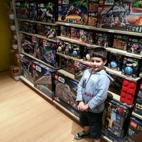 Photo taken at Lego Store by Alex D. on 6/13/2013