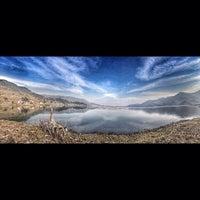 Photo taken at Phewa Tal / Fewa Lake by Aneesh M. on 2/2/2014