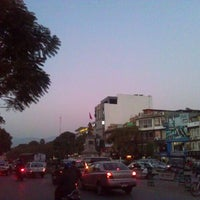 Photo taken at Durbar Marg by Aneesh M. on 12/20/2012