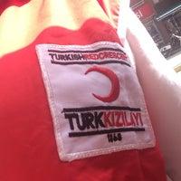 Photo taken at Kızılay Soma Şube Başkanlıgı by Dilara A. on 5/13/2017