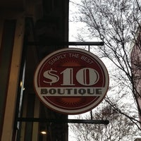 Photo taken at Simply The Best $10 Boutique by Neal K. on 12/30/2012