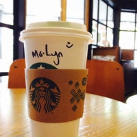 Photo taken at Starbucks by Ling L. on 6/29/2017