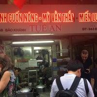 Photo taken at Bánh Cuốn 14 Bảo Khánh by Kyung-taek C. on 4/15/2017