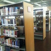 Photo taken at Biblioteca Central Del Estado Ricardo Garibay by Pepe R. on 12/19/2012