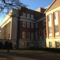 Photo taken at Amelia Gayle Gorgas Library by Hunter S. on 11/28/2012