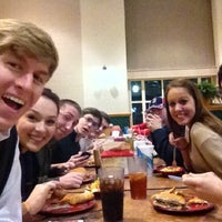 Photo taken at Lakeside Dining Hall by Hunter S. on 11/28/2012