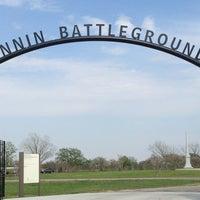 Photo taken at Fannin Battle Ground State Historic Site by Jenny L. on 3/31/2013
