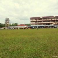 Photo taken at Sekolah Kebangsaan Taman Ria Sg. Petani by Rini S. on 3/7/2013