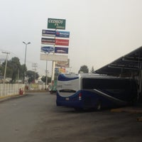 Photo taken at Central de Autobuses Tepotzotlan by Jorge M. on 10/10/2012