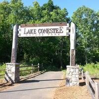 Photo taken at Lake Conestee Nature Park by Amelia H. on 5/25/2013
