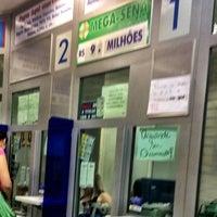 Photo taken at Sorte Aqui Loterias by Ká M. on 1/31/2017