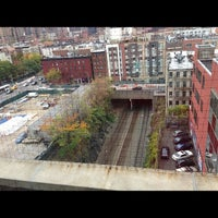 Photo taken at Skyline Hotel NYC by Paul D. on 10/25/2012