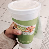 Photo taken at Boost Juice Bars by Fatin N. on 12/6/2015