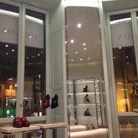 Photo taken at Prada by Darya D. on 11/28/2012