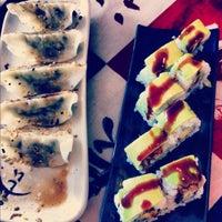 Photo taken at natur & sushi by Marsushi on 11/26/2012