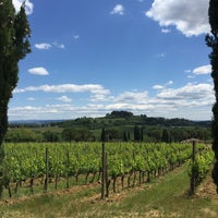 Photo taken at Agriturismo Guardastelle - Sovestro in Poggio Winery by Lída M. on 5/21/2017