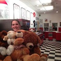 Photo taken at Mel's Downtown Creamery by Corey F. on 12/20/2012
