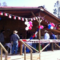 Photo taken at Foresta de Zapallar by Natalia T. on 9/14/2013
