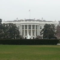 Photo taken at South Lawn - White House by Kathryn F. on 3/24/2013
