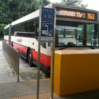 Photo taken at SMRT Buses: Bus 963 by サッカロマイセス ・. on 3/11/2013