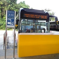 Photo taken at SMRT Buses: Bus 963 by サッカロマイセス ・. on 2/13/2013