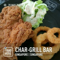 Photo taken at Char-Grill Bar by サッカロマイセス ・. on 5/28/2017