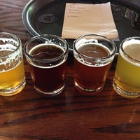 Photo taken at Arbor Brewing Company Microbrewery by Gary M. on 6/13/2013