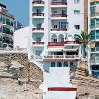 Foto tomada en Hotel RH Canfali Benidorm por Hoteles RH el 1/17/2014