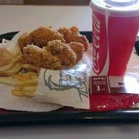 Photo taken at KFC by Sinan Y. on 1/20/2013