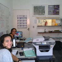 Photo taken at ETS - Escola Técnica by Stephanny C. on 12/12/2012