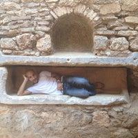 Photo taken at Ephesus Handcrafts by kerim k. on 7/15/2014