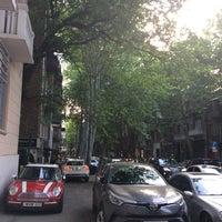 Photo taken at I. Abashidze Street   ი. აბაშიძის ქუჩა by Elena P. on 6/13/2018
