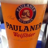 Photo taken at Paulaner by Elena P. on 5/18/2013