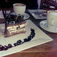 Photo taken at Coffee İstanbul by Ceyda Ç. on 5/1/2013