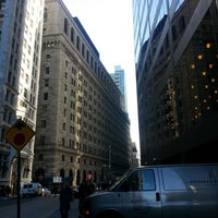 Photo taken at Federal Reserve Bank of New York by Paulina C. on 12/28/2012