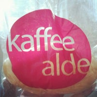 Photo taken at Kaffee Alde by Sheryl S. on 11/7/2013