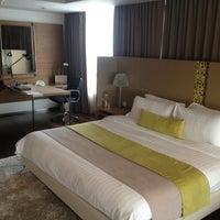 Photo taken at Pathumwan Princess Hotel by Junbkk on 3/1/2013