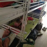 Foto tomada en Gràcia City Hostel por Anastasia S. el 8/25/2013