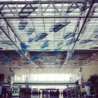 Photo taken at Indianapolis International Airport (IND) by Dave W. on 3/15/2013